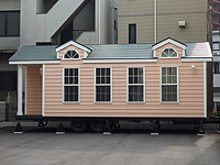 12 Trailer house